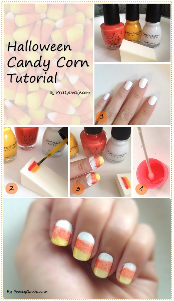Candy Corn Nails Tutorial Candy-corn-nail-tutorial